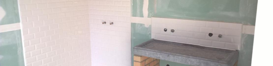 Renovatie badkamer in Nieuwpoort