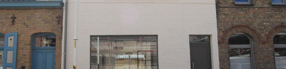 Renovatie woning Nieuwpoort centrum
