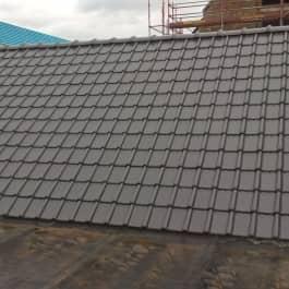 Renovatie dak in dakpannen