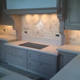 Wandtegels in keuken