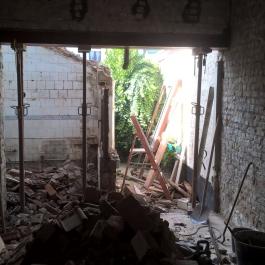 Totaalrenovatie van een woning