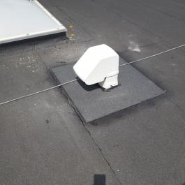 Herstelling dak