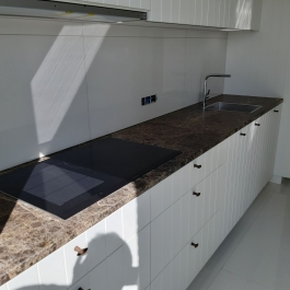 Renovatie keuken Oostduinkerke